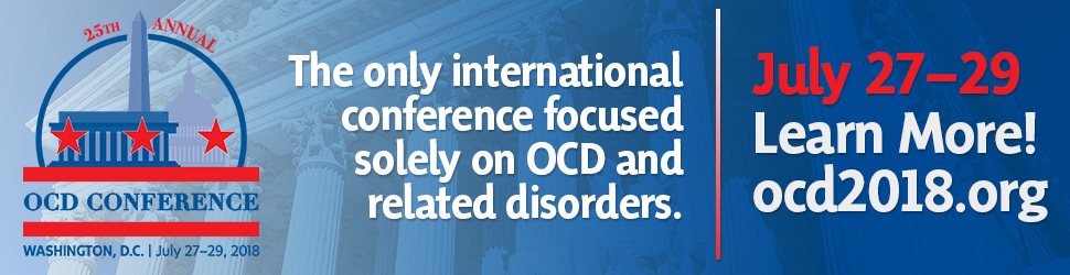 2018 OCD Conference