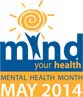 May 2014-Mental Health Month